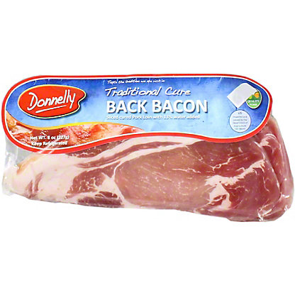 DONNELLY IRISH BACK BACON