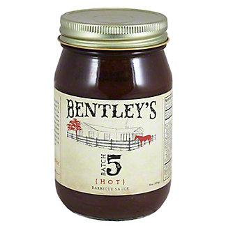 Bentley's Batch 5 Batch 5 Hot BBQ Sauce, 16OZ