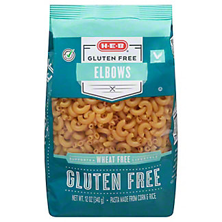 H-E-B Gluten-Free Twisted Elbows, 12 oz