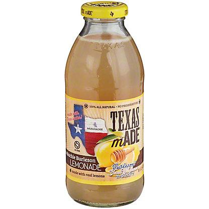 Texas Made Waxahachie Burleson Honey Lemonade,16 OZ