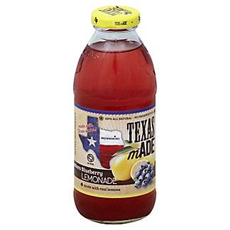 Texas Made Brownsboro Blueberry Lemonade,16 OZ