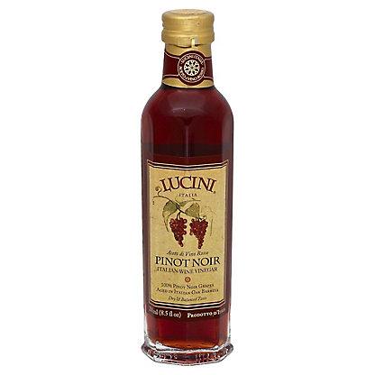 Lucini Pinot Noir Vinegar, 8.50 oz