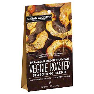 Urban Accents Veggie Roaster Parmesan Mediterranean, 1.25 oz