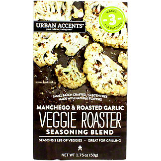 Urban Accents Veggie Roaster Manchego & Roasted Garlic, 1.75 oz