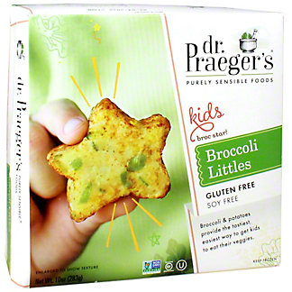 Dr. Praeger's Sensible Foods Kids Broccoli Littles,12 oz