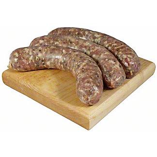 Central Market Bacon Cowboy Beef Sausage