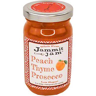Jammit Jam Peach Thyme Prosecco,8OZ