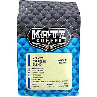 KATZ VELVET ESPRESSO WB COFFEE