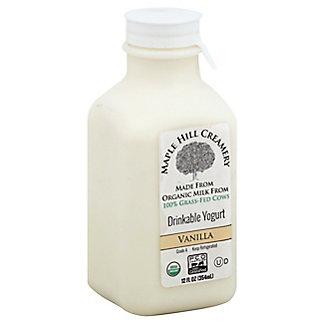 Maple Hill Creamery Vanilla Drinkable Yogurt, 12 oz
