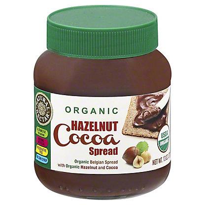 Natural Nectar Organic Hazelnut Cocoa Spread,13.00 oz