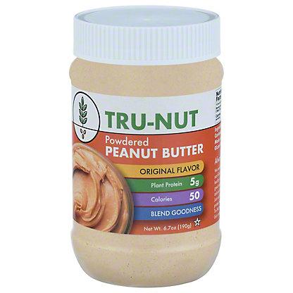 Tru nut Powdered Peanut Butter,6.7 oz