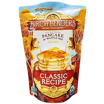 Birch Benders Birch Benders Classic Pancake Mix,16.00 oz