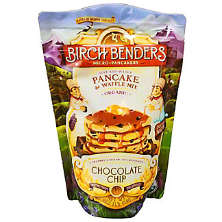 Birch Benders Chocolate Chip Pancake Mix, 16 oz