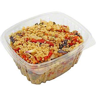 Central Market Bulgur Salad With Orange Fig and Pine Nuts, LB