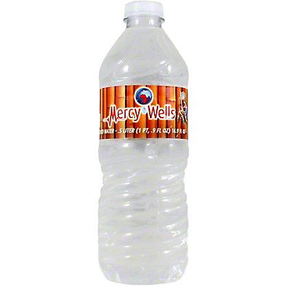 Mercy Wells Purified Water, 16.9 OZ