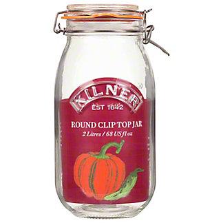 Kilner 2 LT Round Clip Top Jar, EACH