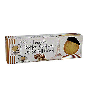 Pierre Biscuiterie Cookies French Butter Seasalt Caramel, 150 g