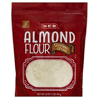 H-E-B Almond Flour Gluten Free, 16 oz