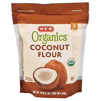 H-E-B Organics Coconut Flour,16 OZ