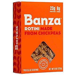 Banza Rotini Chickpea Pasta, 8 oz