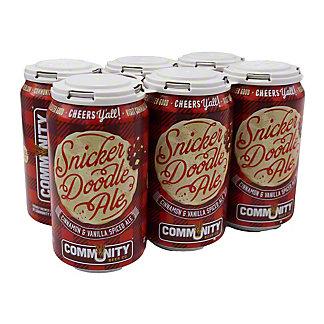Community Beer Seasonal, 6 pk