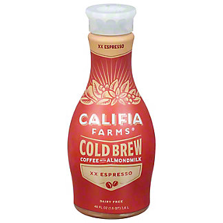 Califia Farms Califia Farms Cold Brew Coffee Double Espresso,48.00 oz