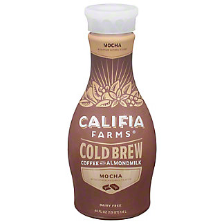 Califia Farms Cold Brew Coffee Mocha,48.00 oz