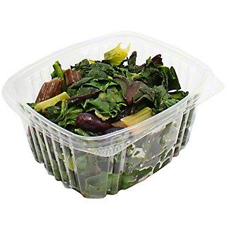 Chef Prepared Greek Style Leafy Greens, lb
