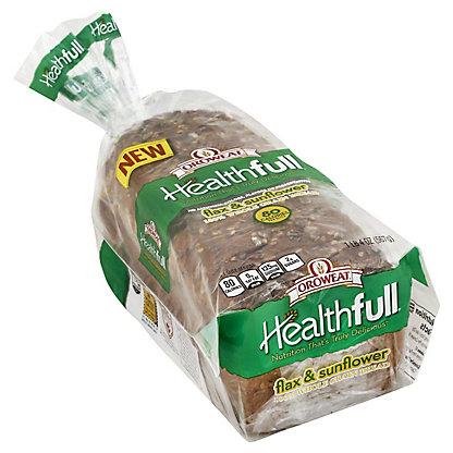 Oroweat Healthfull Flax & Sunflower Bread,20 OZ