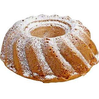Central Market Lemon Greek Yogurt Bundt Cake, 26 oz
