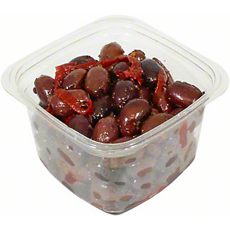 Divina Marinated Pitted Kalamata Olives, Sold by the pound