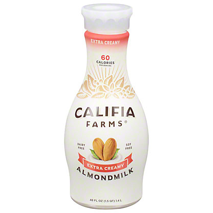 Califia Farms Original Pure Almond Milk,48 oz