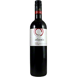 Atlantis Red Wine, 750 ML