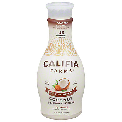 Califia Farms Coconut Blend Almond Milk, 48 oz
