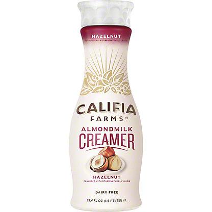 Califia Farms Hazelnut Almond Milk Creamer, 25.4 oz