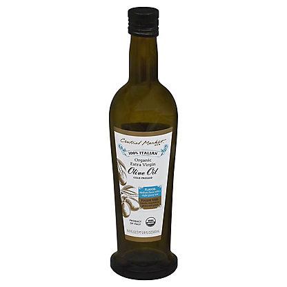 Central Market Italian Organic Extra Virgin Olive Oil, 16.90 oz