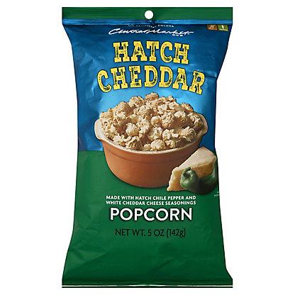 Central Market Hatch Cheddar Popcorn, 5 oz