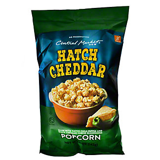 Central Market Hatch Cheddar Popcorn, 5 oz