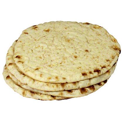 Central Market Greek Pita Bread, 4 Count