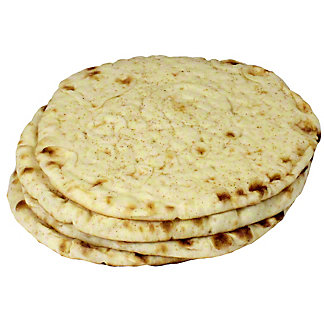 Central Market Greek Pita Bread, 4 Count