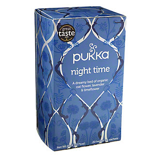 Pukka Night Time Herbal Tea, 20 ct