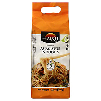 Haiku Noodles Asian Style, 10.5 oz