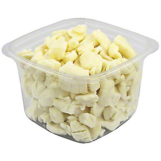 Henning's Wisconsin Cheese White Cheddar Cheese Curds