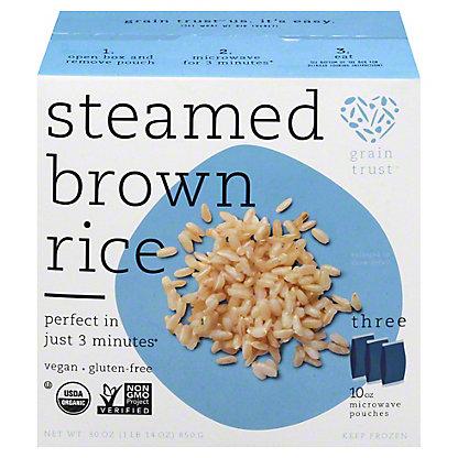 Padmas Easy Exotic Organic Whole Grain Brown Rice,30 OZ