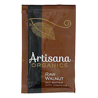 Artisana Organic Raw Walnut Butter,1.06OZ