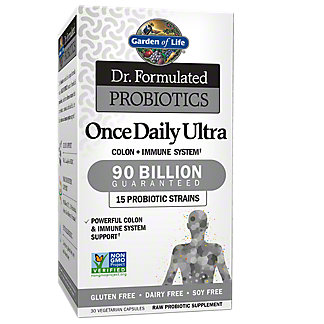 Garden of Life DR Formulated Probiotic Once Daily Ultra,30CT