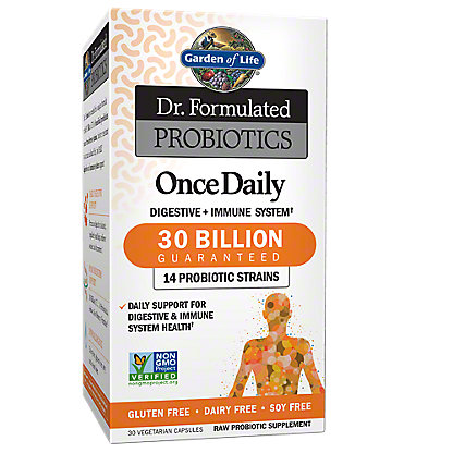 Garden of Life DR Formulated Probiotic Once Daily,30 CT