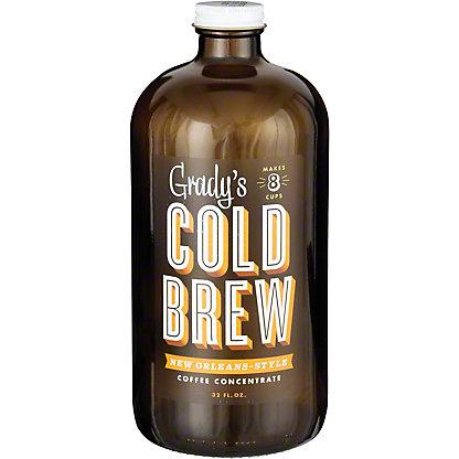 Grady's Cold Brew Coffee, 32 oz