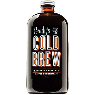 Grady's Cold Brew Coffee, 32 oz