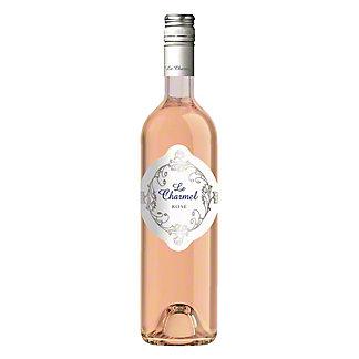 Le Charmel Cotes De Provence Rose,750ML